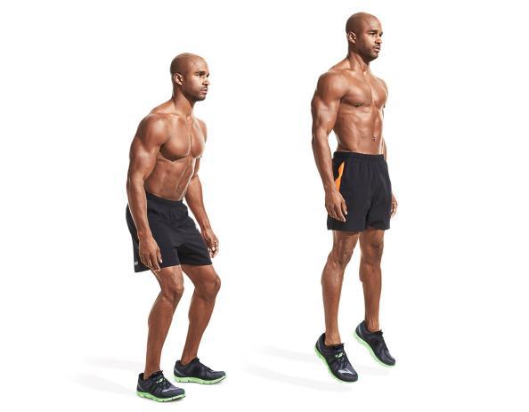 Bacak Boyu Uzatma Egzersizleri: Bu Egzersizler İle 3-4 cm Uza! 3
