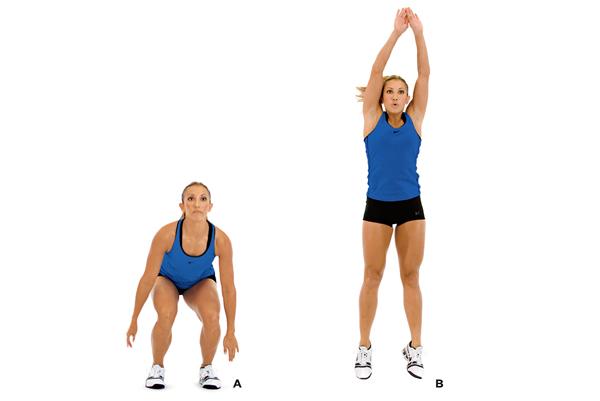 Bacak Boyu Uzatma Egzersizleri: Bu Egzersizler İle 3-4 cm Uza! 4